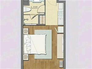 张掖市新张中附近投资型商住两用房出售