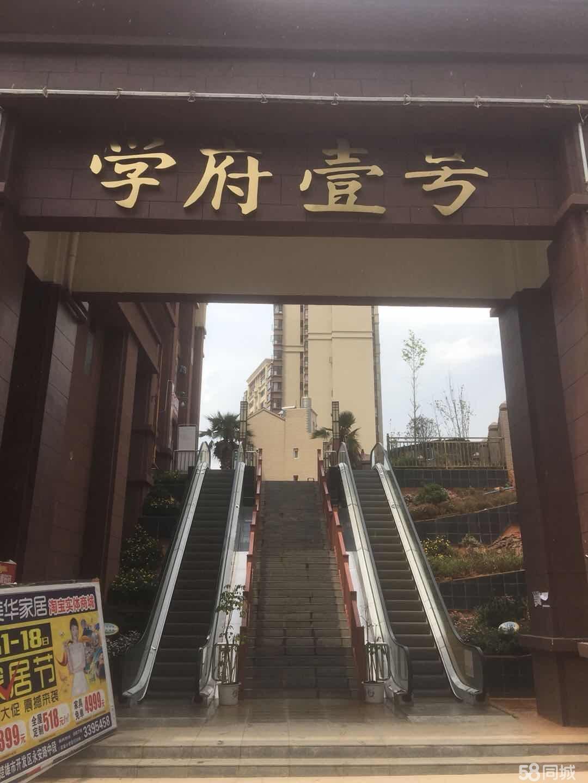 楚雄市中心学府壹号三层豪华大复式