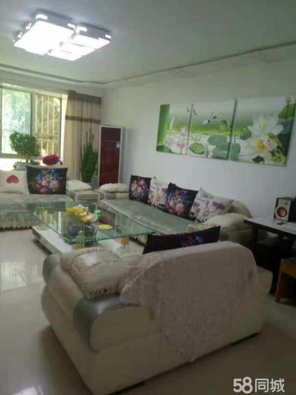 明珠花园3室2厅1卫白色精装直通式三向阳学区房