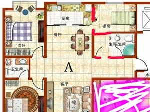 御景苑3室1厅2卫