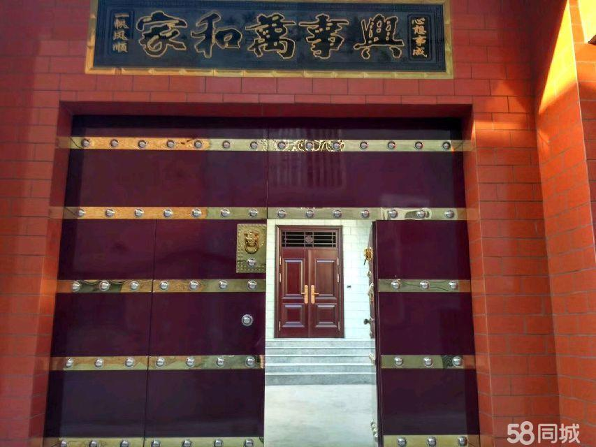 洛阳市汝阳县城防洪渠后两层独院360平米