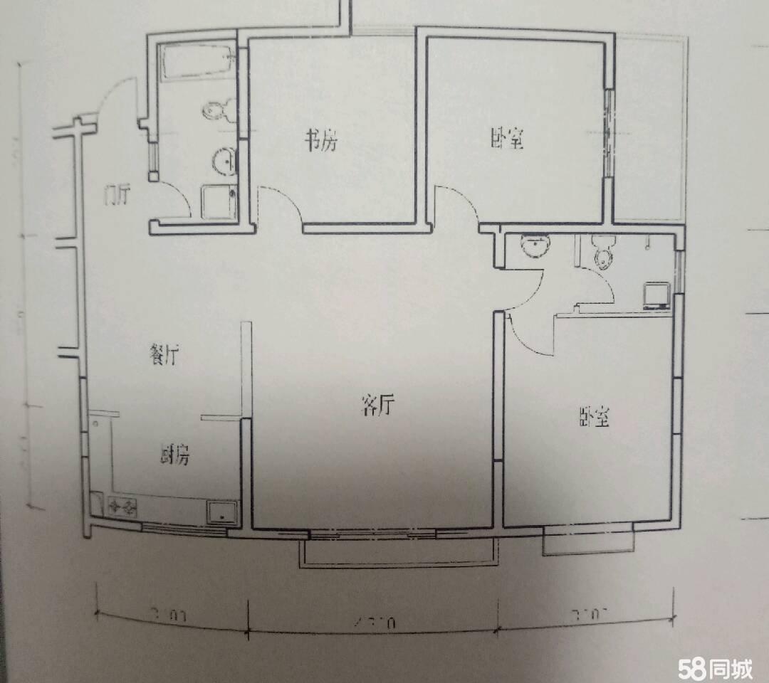 泗海怡园3室2厅2卫
