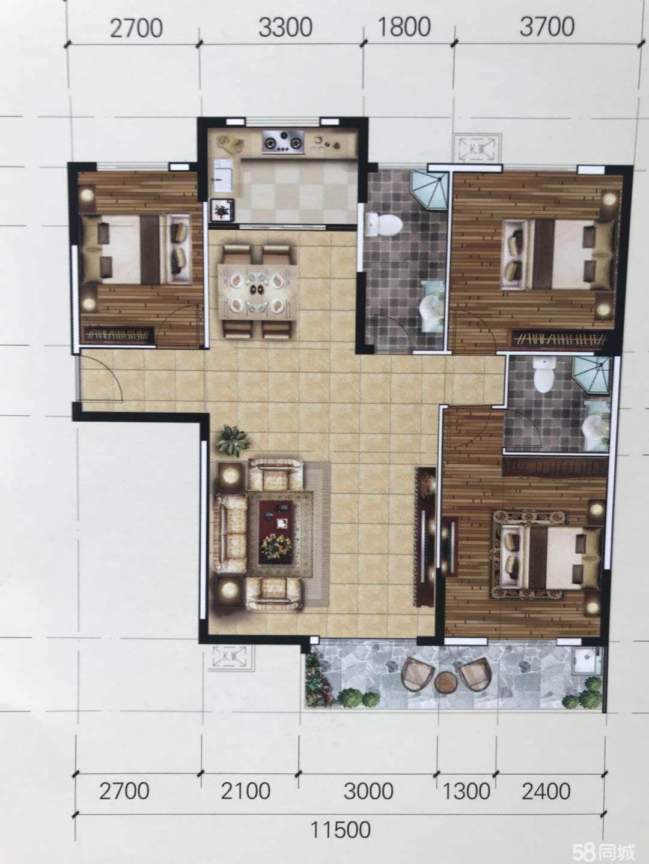 博大君悅灣新推出后一套好房子