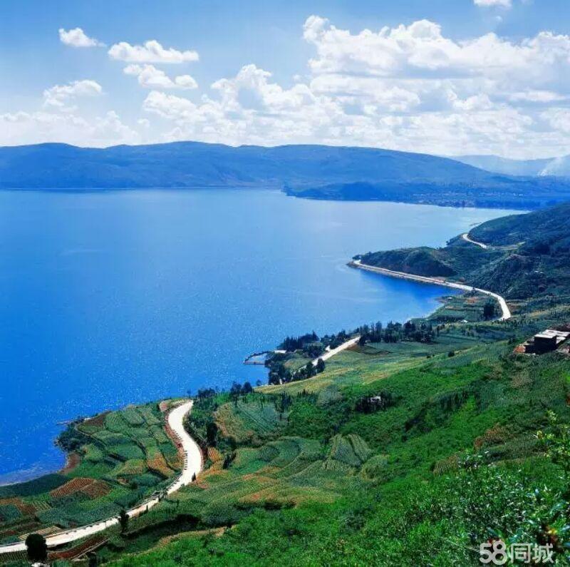 低价出售抚仙湖资源性海景别墅