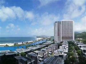 中国马尔代夫一线海景房首付15万带豪华装修租金抵月供