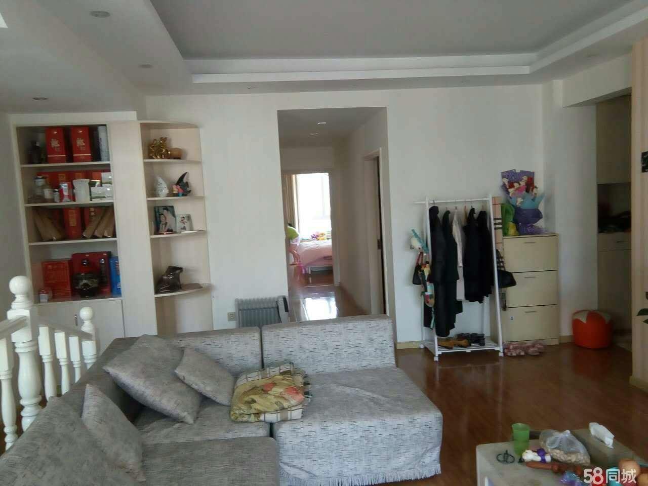 泸县天立翡翠城3室2厅2卫114�O精装好房出售!
