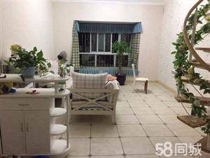 城北好小区2室2厅1卫88�O带平台花园和阁楼