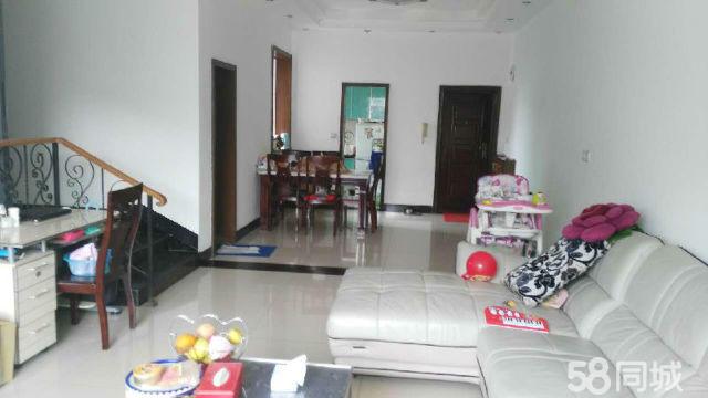 【中心地段】县政府背后精装三室两厅出售