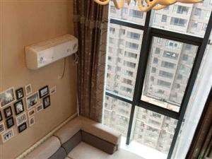 亿隆国际1室精装出租房包取暖包物业