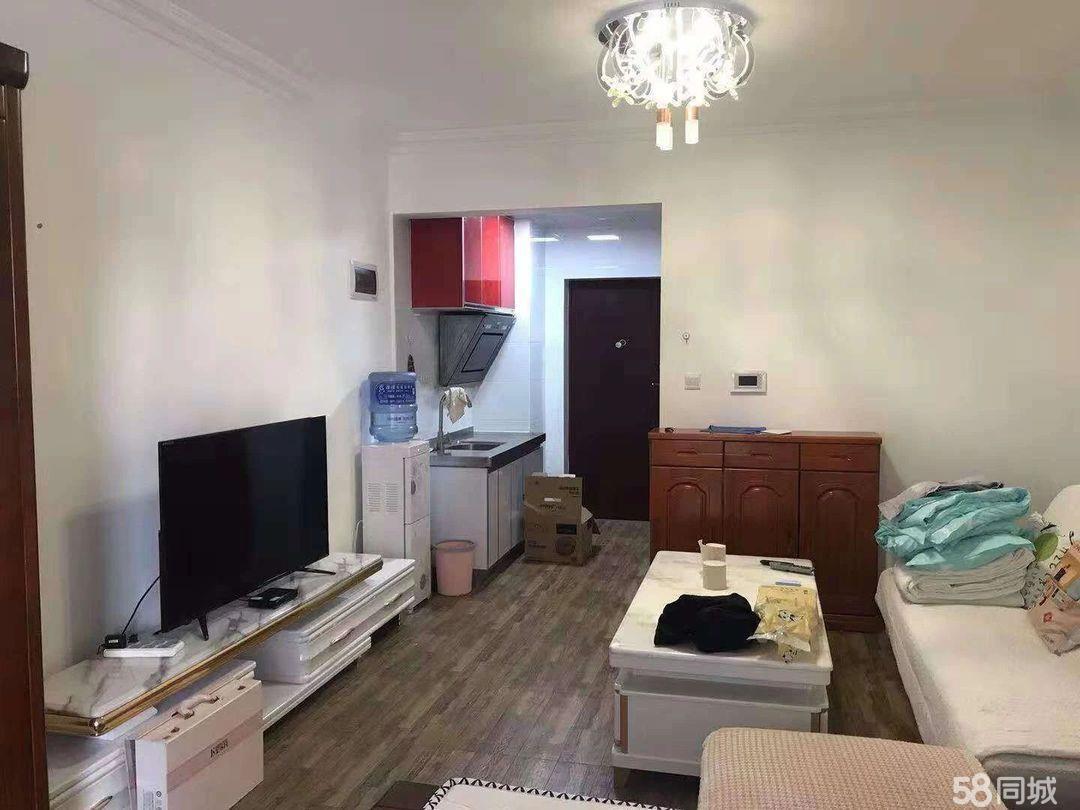 大广场旁边的时代广场三期单身公寓全新装修全套家具