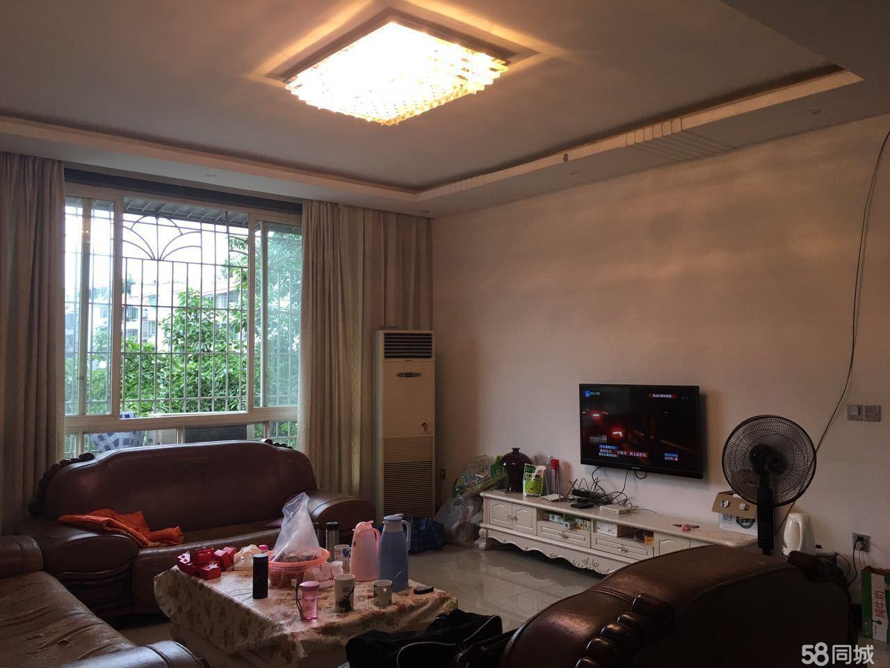 泸县富丽花园3室2厅2卫127�O