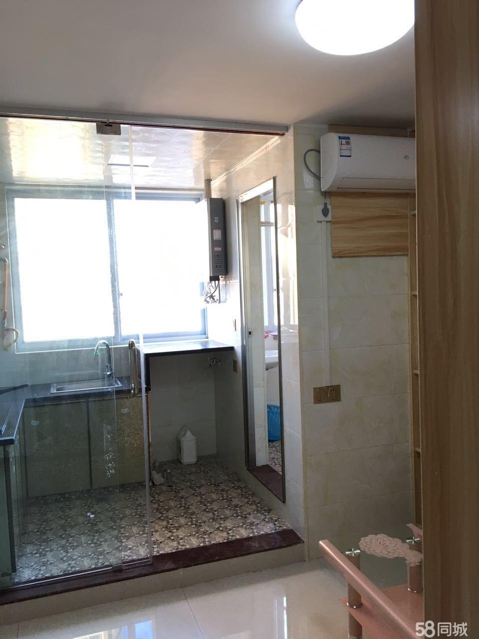 泸县希尔顿公绾1室1厅40平米精装修半年付押一
