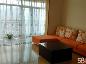 出租西区江景苑2室2厅85平米精装修押一付三