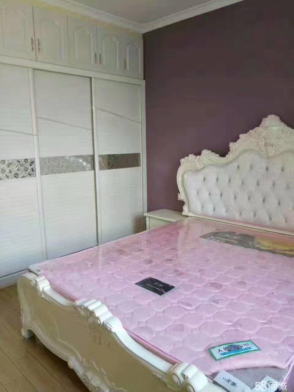 安居国贸二期2室2厅90平米精装修押一付三