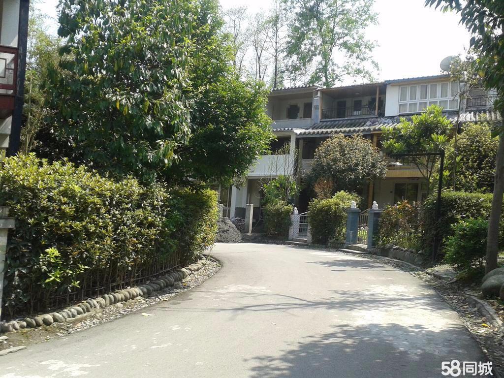 我就是房东青城山别墅可议价产权347平带200平花园可扩建急售