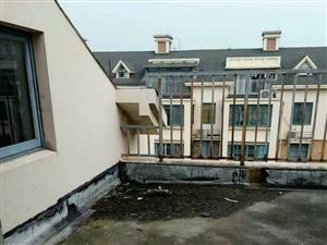 三个露天卧室两个阳台20米