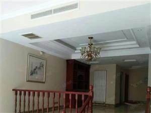 北城新区世纪新筑别墅精装修带车库车位中央空调就卖698万