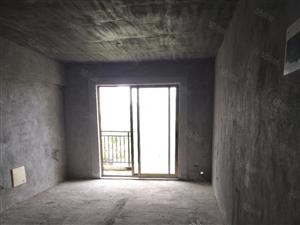 西海岸新小区城市海岸水城2房户型方正楼层位置好房东急卖