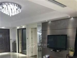 聚龙湖景房紫薇国际115平米精装三房160万
