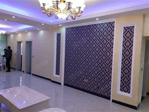 阳光小区电梯房小高层3室2厅2卫全新装修未入住
