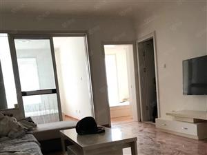 水晶海岸:低价精装高层大套二,家具家电全,紧临星海城一期东侧