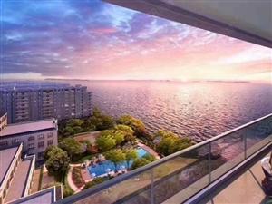 绿城蔚蓝公寓,一线精装海景房,小户型目前还有一套10楼左右的