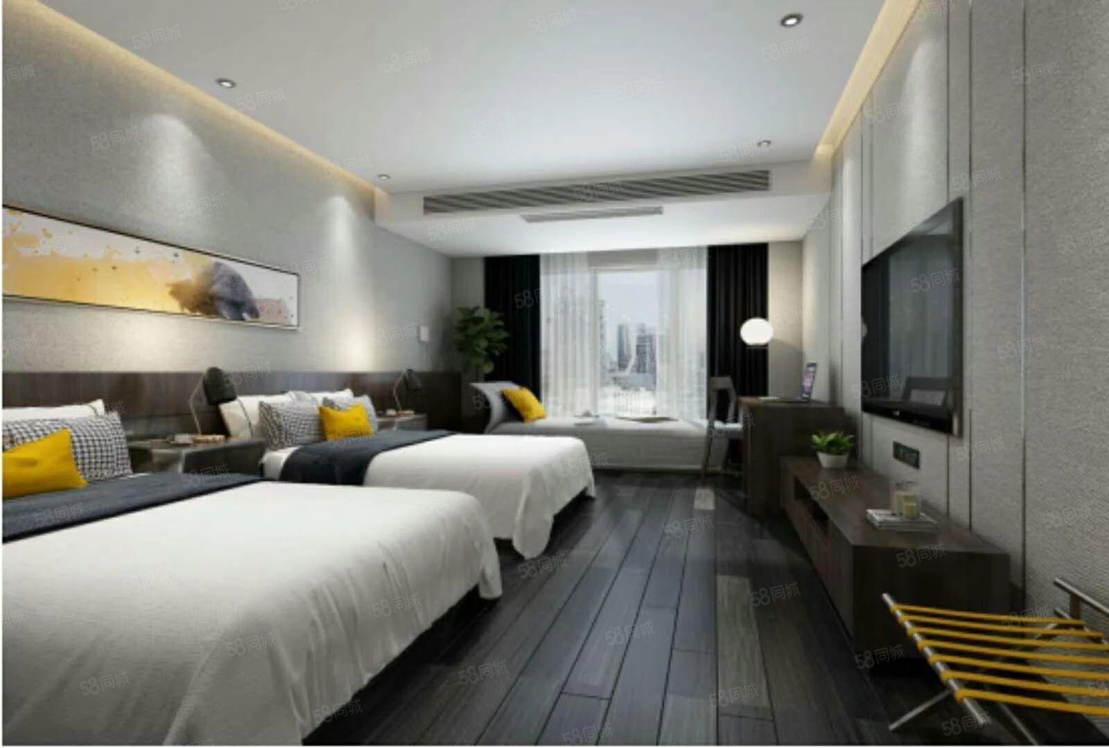 玉龙雪山下丽江度假区.急售雪景公寓,性价比高.月租金5100