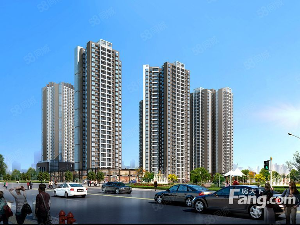 荣昌东方广场3房优质户型无遮挡临中骏蓝湾香郡