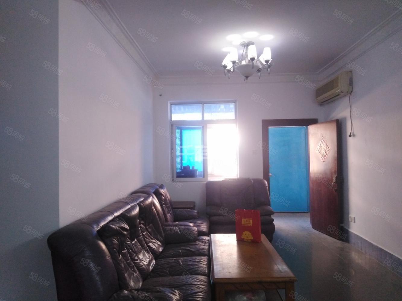 赤坎世贸凯德附近百园小区3室免费看房拎包入住家私电齐全