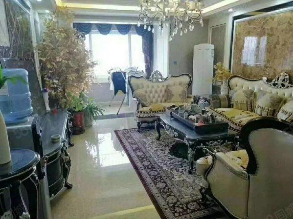 60万装修、低于市场20万、130平通透三房、永威翡翠城
