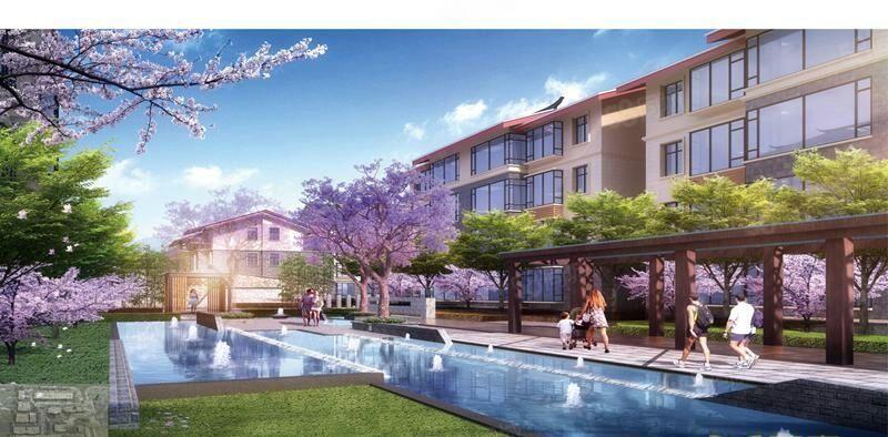 精装投资型公寓,五星酒店托管,62到73平,十年后可回购