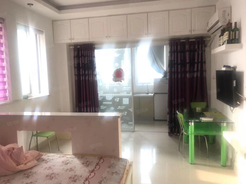 吉房出租滨河湾精装公寓家具家电齐全拎包入住包物业随时看房