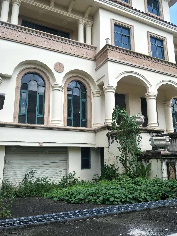 阳东官山御景别墅超抵买.5房2厅.3面见光.有地下室