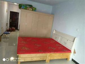 橄榄绿洲50平1室1厅精装家具齐全可洗澡做饭