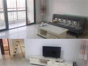 中海豪庭精装两室家具家电齐全可拎包入住陪读首选