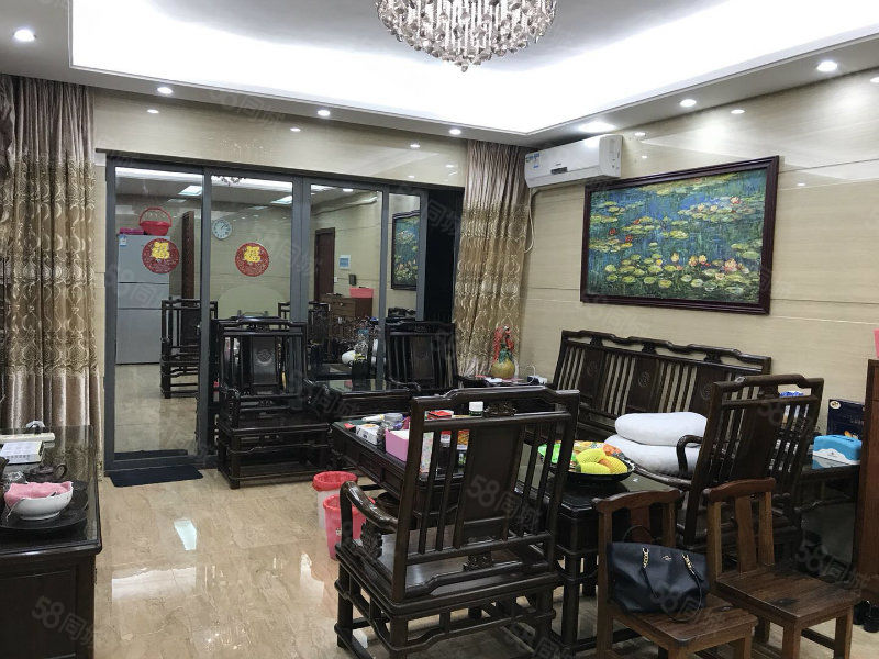 京源上景122平方精装3房中高层新装修直接拎包入住