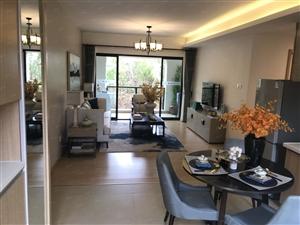 首付14万+110平精装三房+全套家具家电送车位+环境优美