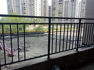 华龙嘉园南北通透正规三房带130平露台车库名校旁