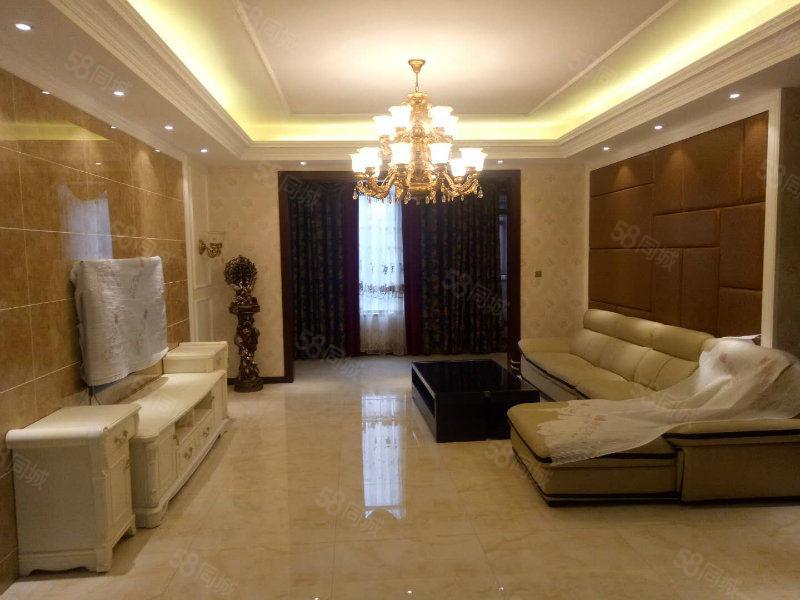 裕鸿世界港丽宫精装4室2厅2卫,室内家具家电齐全,拎包入住