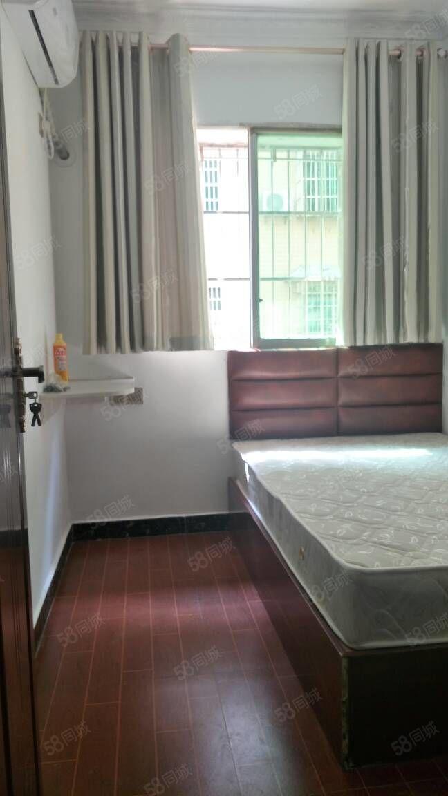 《新家园房产》金滩广场旁一室一卫带空调