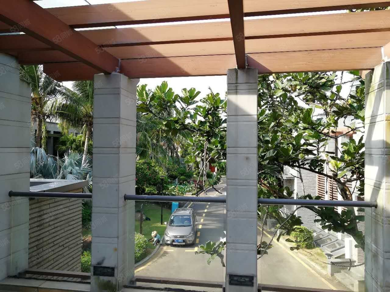 博鳌亚洲湾豪华别墅出租过年可租和家人一起吃个过年饭吧