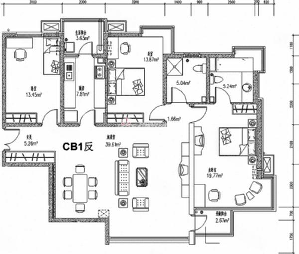 满五年有房本美景鸿城三期小三房出售