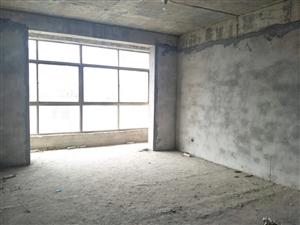 江南世家南北通透采光好毛坯房随时装修入住128平方三室急售
