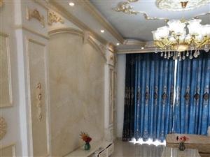 松江小区4楼91平标准两室一厅,首付11万,框架楼大明厅