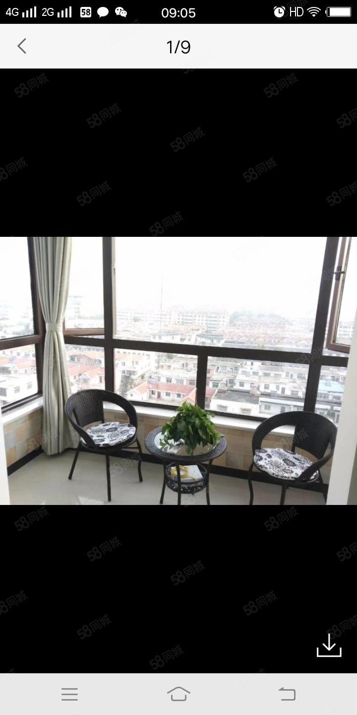香樟大厦公寓,一室一厅一卫,采光好设备集全,拎包入住。