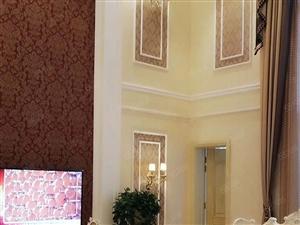 水榭华庭复式洋房豪华装修5室3厅3卫证过二真实照片