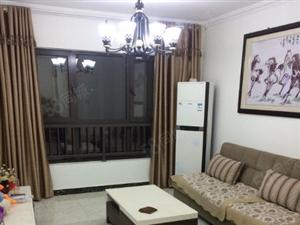 豪森丽都精装好楼层客厅通阳台户型两室户型方正可随时看房