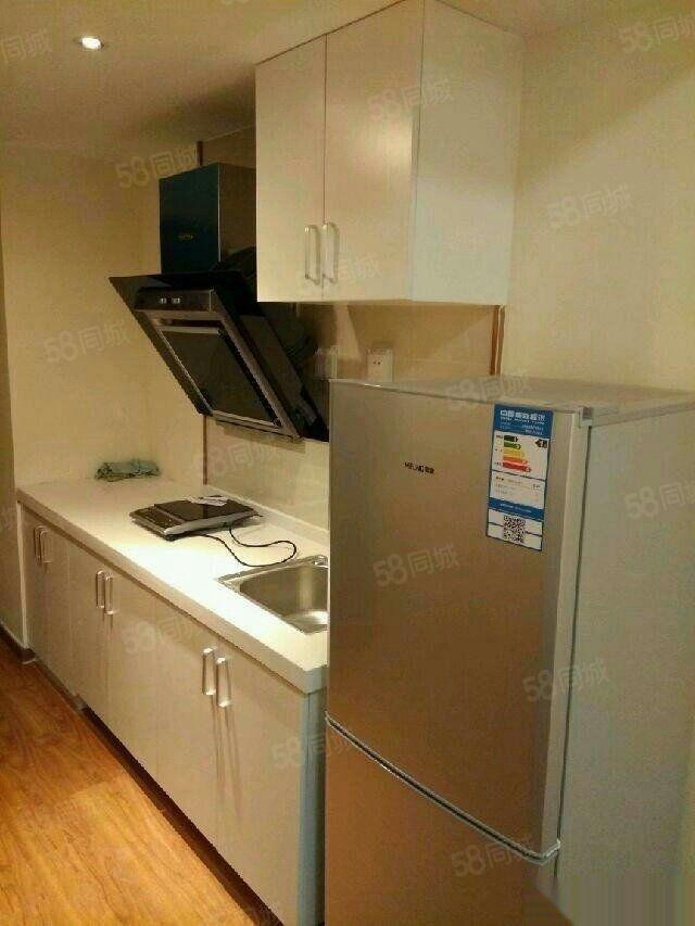 万达公寓精装修一室一厅48平方30万