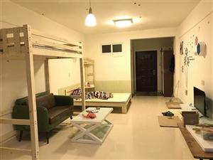 市政府旁金域蓝湾单身公寓出租设备齐全拎包入住