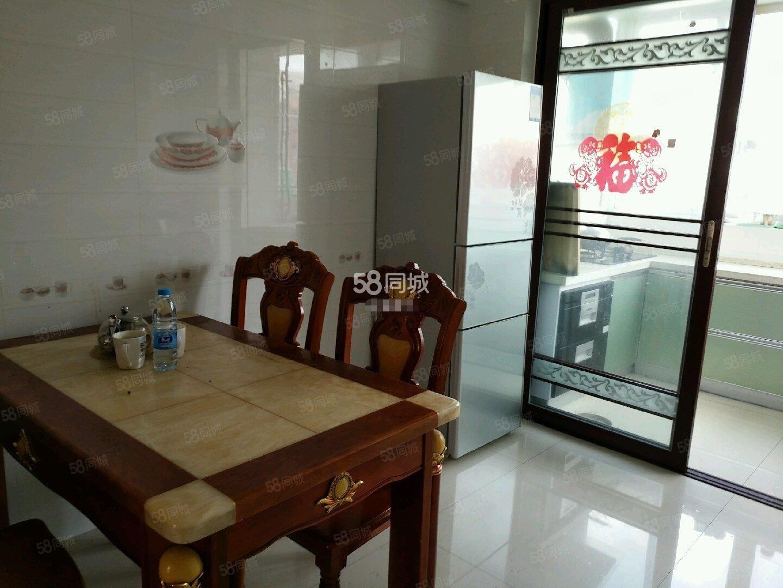 凯地家园二期,123平精装3室,拎包入住年租1万5!